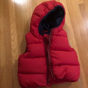 Baby boy GAP vest
